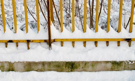 Firenze e la neve: alcuni scatti