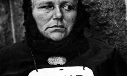 Blind di Paul Strand: il primo ritratto di strada