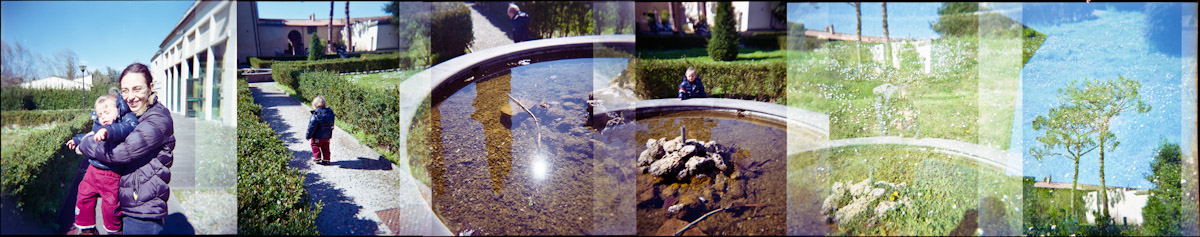 HOLGARAMA - Matteo al parco