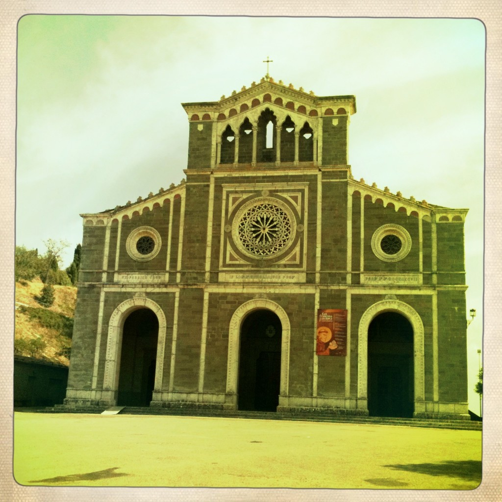 Santa Margherita - Cortona