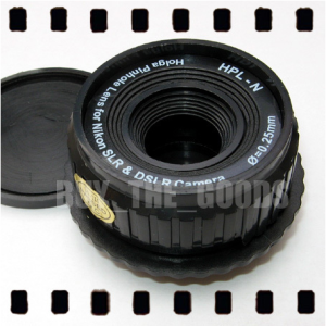 HOLGA PINHOLE HPL-N Lens for NIKON DSLR