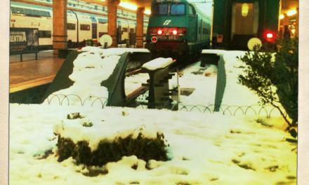 Neve e ferrovie