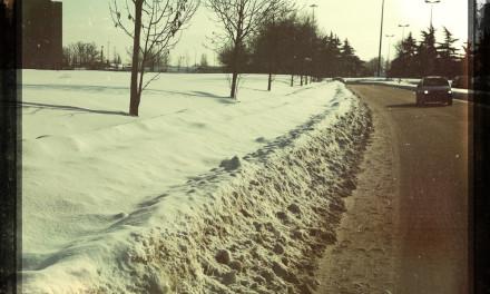 Dov'è il marciapiede?