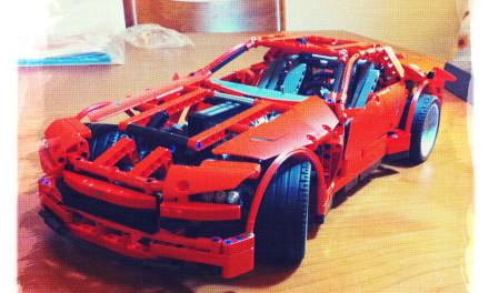 LEGO Supercar