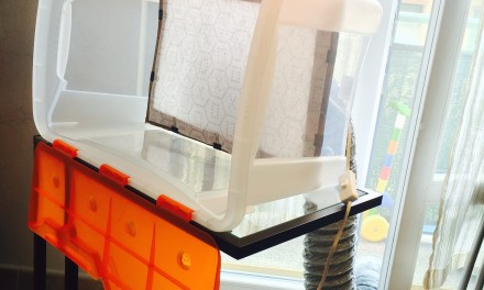 Camera di aspirazione per verniciatura (Spray Booth)