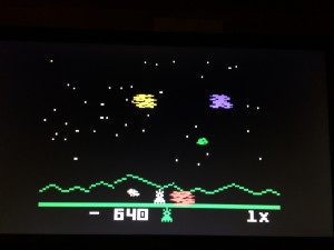 Giocando ad Astromash