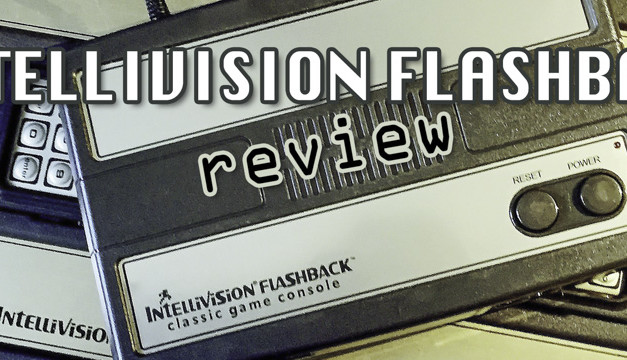Unboxing Intellivision Flashback