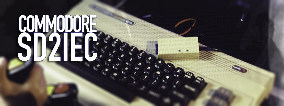 Commodore 64 SD2IEC