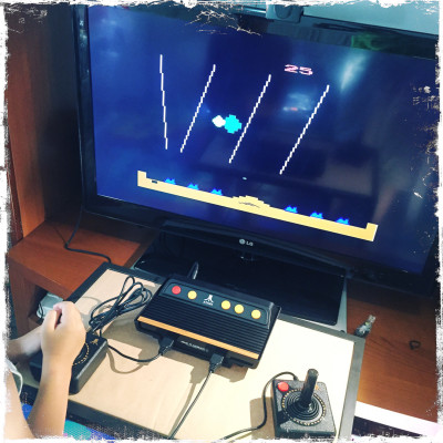 Atari Flashback v3