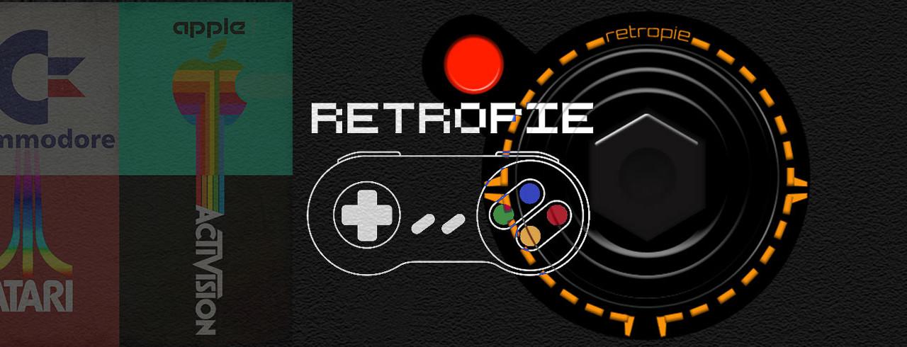 RetroPie: stazione di emulazione retrogaming con Raspberry Pi