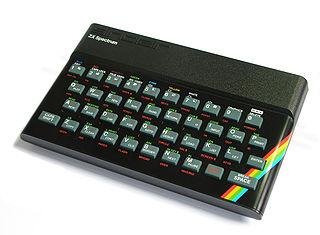 ZX Spectrum Sinclair