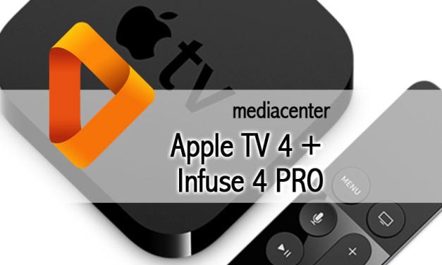 Apple TV 4: un vero mediacenter con Infuse PRO