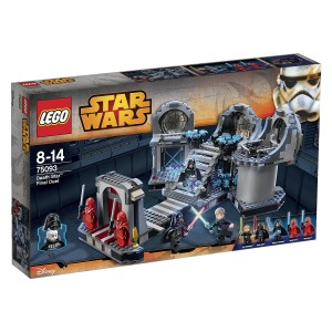 LEGO Star Wars TM - 75093 Il Duello Finale Della Death Star
