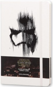 Moleskine Star Wars VII Limited Edition Storm Trooper Large Ruled Notebook