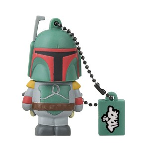 Tribe FD007403 Disney Star Wars Pendrive 8 GB Boba Fett