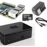 Raspberry Pi 2 Quad Core Starter Kit