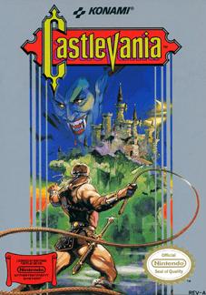 Nintendo Classic Mini Castelvania