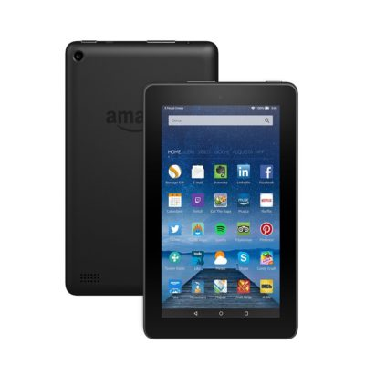 "Tablet Fire, schermo da 7"", Wi-Fi, 8 GB"