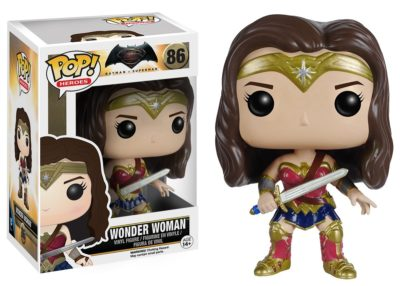 Funko Pop Heroes - Figurina Wonder Woman 10Cm