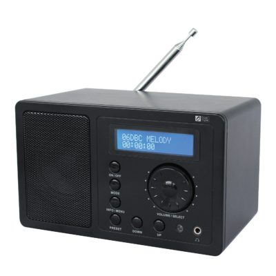 Ocean Digital DB220B DAB / DAB / FM Radio Bluetooth
