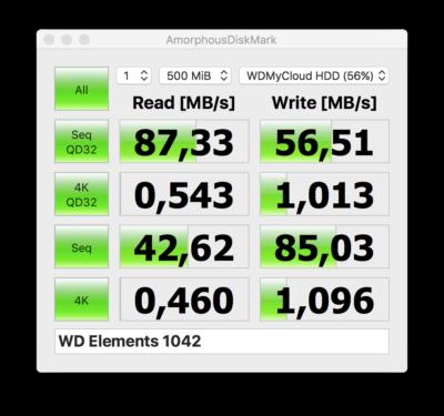 WD Elements Portable Hard Disk Esterno da 1 TB, USB 3.0