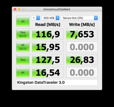 Kingston DTIG4/32GB DataTraveler Memoria Flash, USB 3.0, 32 GB