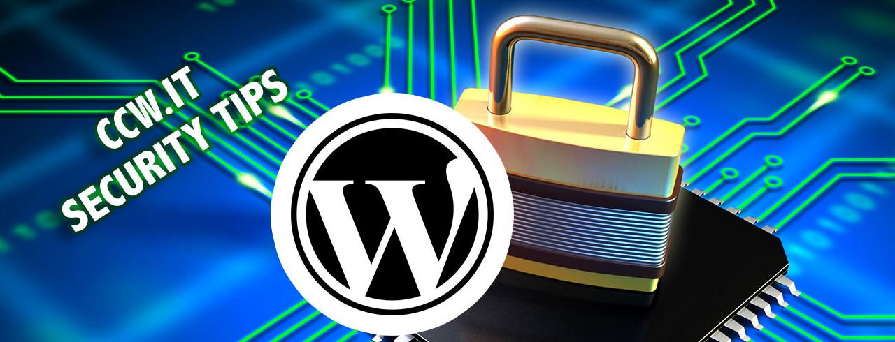 Un sito WordPress a prova di hacker