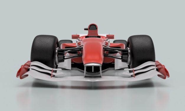 Fusion 360 – Formula 1