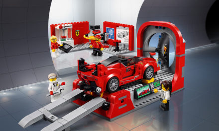 LEGO Speed Champions 75882 Ferrari FXX K e DEV Center – Time lapse