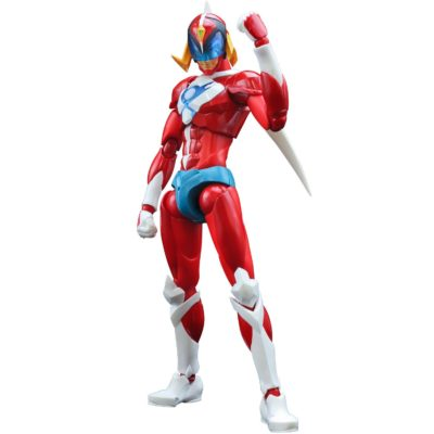 Sen-ti-nel Tatsunoko Heros Fightingear Hurricane POLYMAR Action Figure