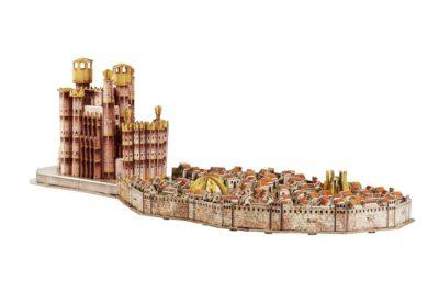 Il Trono di Spade - Puzzle 3D Approdo del Re, 260 pz