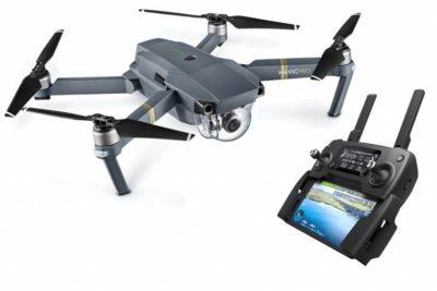 DJI - Mavic Pro - Drone Con Camera 12MP