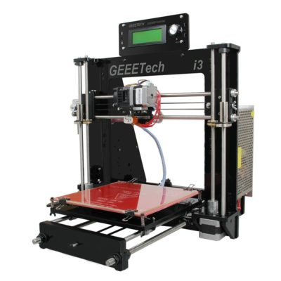 Geeetech® Prusa I3 Pro B stampante 3D in acrilicocon kit