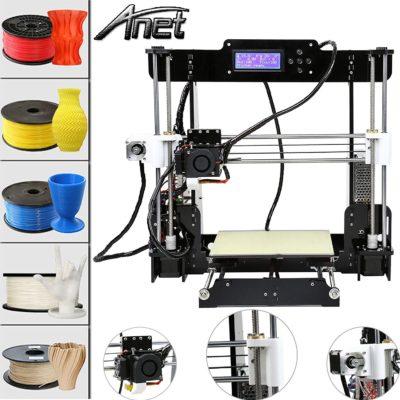 ANET A8 3d printer DIY i3