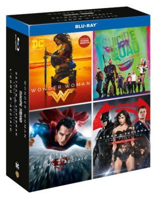 Boxset DC 4 Film