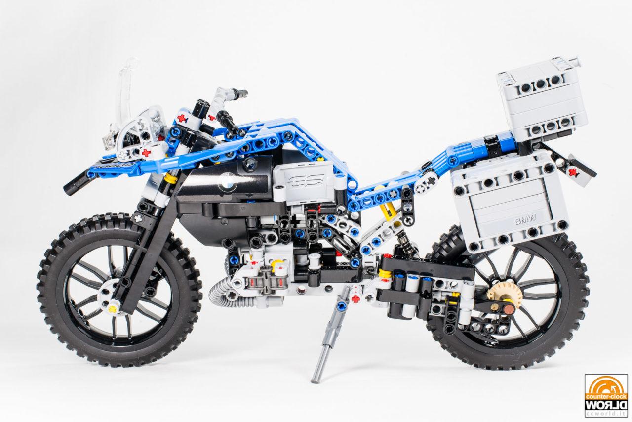 LEGO 42063 BMW R1200 GS