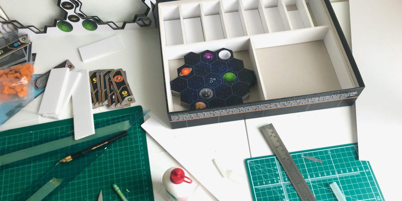 Progetto Gaia – organizzazione componenti